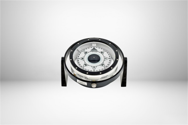 Desk steering compass