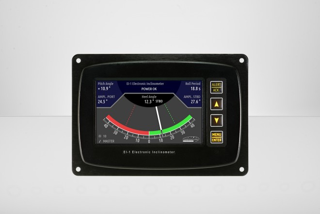 EPR Electronic Inclinometer EI-1