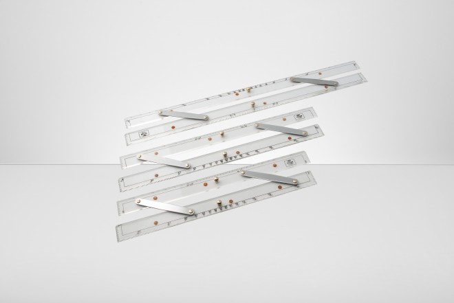Parallel rulers