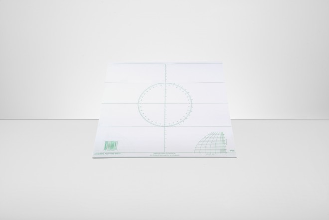 Universal plotting sheets