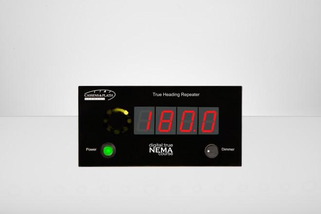 NEMAcourse Digital Heading Display