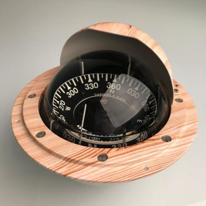 IOTA/1 wood design